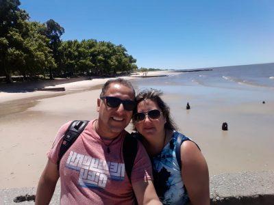 Adriána y Oscar de Amat 1