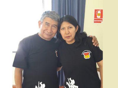 Hilaria y Mario Soto