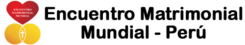 Encuentro Matrimonial Mundia Peru - Logo