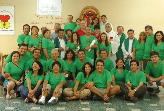 Quienes Somos - Encuentro Matrimonial Mundial Peru